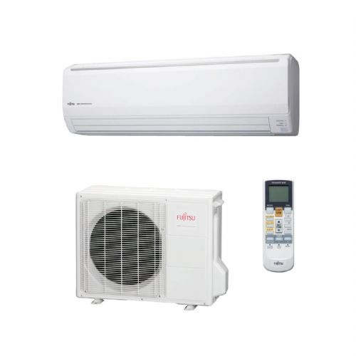 INSTALLATION PACK - Fujitsu Air conditioning ASYG24LFCC Wall Mounted Heat pump Inverter (7Kw / 24000Btu) 240V~50Hz